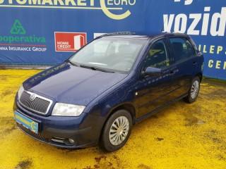 Škoda Fabia 1.2 i č.1