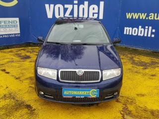 Škoda Fabia 1.2 i č.2