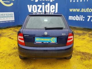 Škoda Fabia 1.2 i č.4