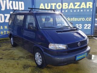 Volkswagen Transporter 1.9Tdi Eko Uhrazeno č.3