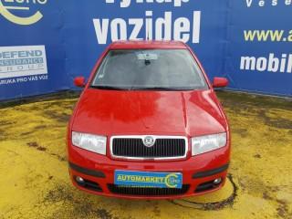 Škoda Fabia 1.2 klimatizace,100% km č.2