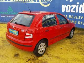 Škoda Fabia 1.2 klimatizace,100% km č.4