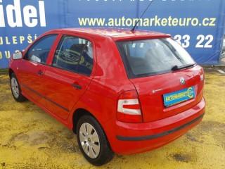 Škoda Fabia 1.2 klimatizace,100% km č.6