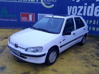 Peugeot 106 1.1i 1.Majitelka, EKO UHRAZENO č.1