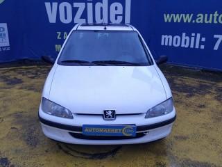 Peugeot 106 1.1i 1.Majitelka, EKO UHRAZENO č.2