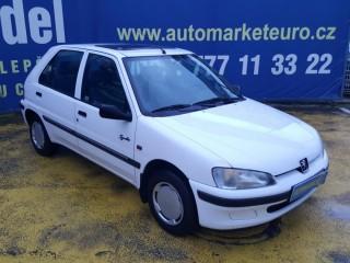 Peugeot 106 1.1i 1.Majitelka, EKO UHRAZENO č.3