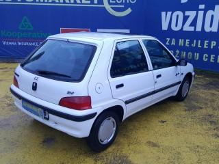 Peugeot 106 1.1i 1.Majitelka, EKO UHRAZENO č.4