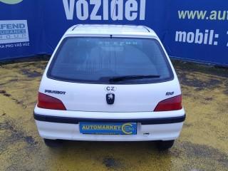 Peugeot 106 1.1i 1.Majitelka, EKO UHRAZENO č.5