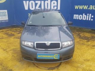 Škoda Fabia 1.2 12V Klimatizace č.2