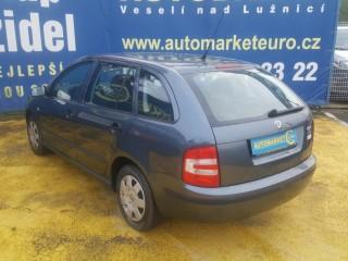 Škoda Fabia 1.2 12V Klimatizace č.4