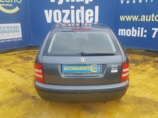 Škoda Fabia 1.2 12V Klimatizace č.5