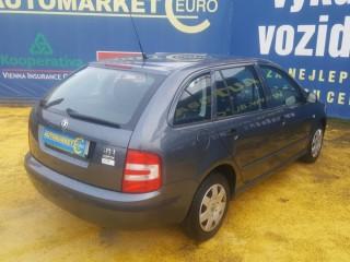 Škoda Fabia 1.2 12V Klimatizace č.6