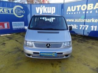 Mercedes-Benz Vito 2.2 CDi 1.MAJITEL č.2