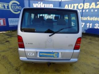 Mercedes-Benz Vito 2.2 CDi 1.MAJITEL č.4