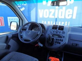 Mercedes-Benz Vito 2.2 CDi 1.MAJITEL č.13