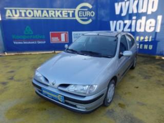 Renault Mégane 1.6i KLIMA,BEZ eko č.1