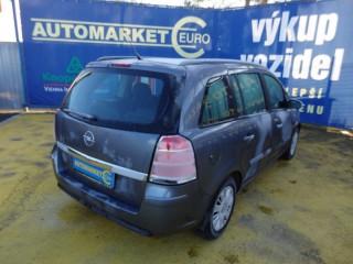 Opel Zafira 1.6i 77KW č.4