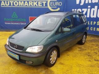 Opel Zafira 2.0 DTi 74KW č.1