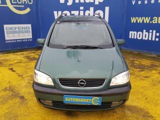 Opel Zafira 2.0 DTi 74KW č.2