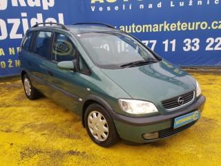 Opel Zafira 2.0 DTi 74KW č.3