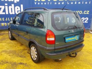 Opel Zafira 2.0 DTi 74KW č.4