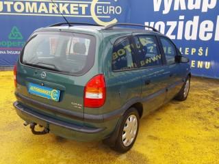 Opel Zafira 2.0 DTi 74KW č.6