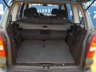 Opel Zafira 2.0 DTi 74KW č.16