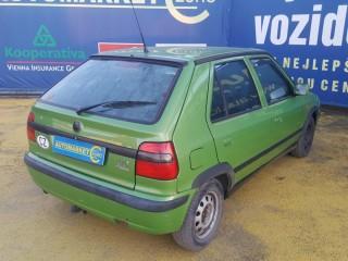 Škoda Felicia 1.3i č.6