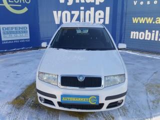 Škoda Fabia 1.4 Tdi č.2