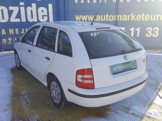 Škoda Fabia 1.4 Tdi č.4