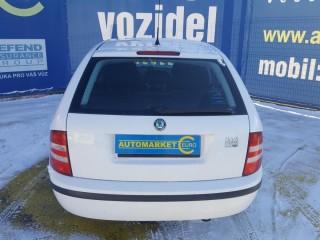 Škoda Fabia 1.4 Tdi č.5