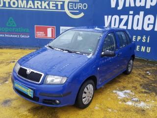 Škoda Fabia 1.4 16V 55KW Klima č.1