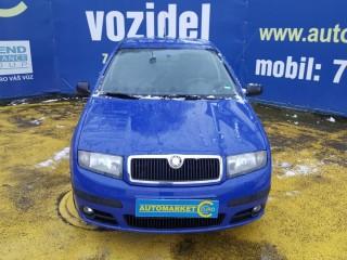 Škoda Fabia 1.4 16V 55KW Klima č.2