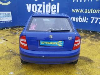 Škoda Fabia 1.4 16V 55KW Klima č.5