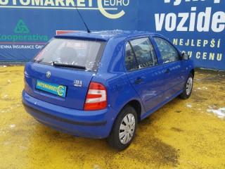 Škoda Fabia 1.4 16V 55KW Klima č.6
