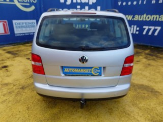 Volkswagen Touran 2.0 TDi 7- Míst BEZ DPF!! č.6