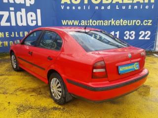 Škoda Octavia 1.8 T Eko Zaplaceno č.4