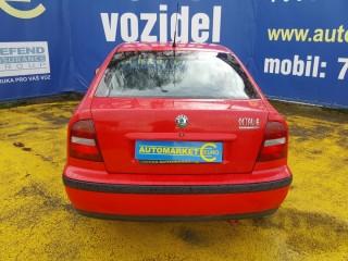 Škoda Octavia 1.8 T Eko Zaplaceno č.5