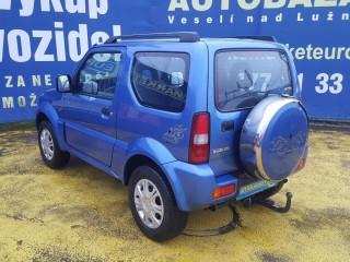 Suzuki Jimny 1.3i 4X4 Krásný stav!! č.4