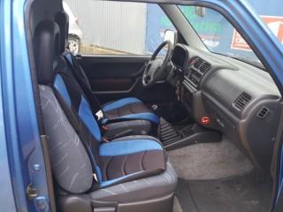 Suzuki Jimny 1.3i 4X4 Krásný stav!! č.8