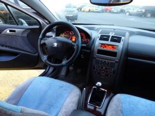 Peugeot 407 1.6 HDi č.8
