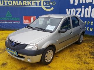 Dacia Logan 1.4i 1. Majitel č.1