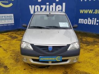 Dacia Logan 1.4i 1. Majitel č.2