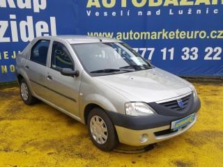 Dacia Logan 1.4i 1. Majitel č.3