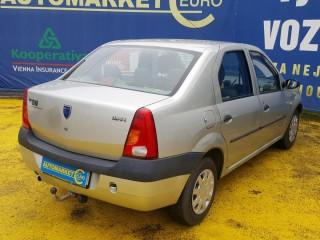 Dacia Logan 1.4i 1. Majitel č.4