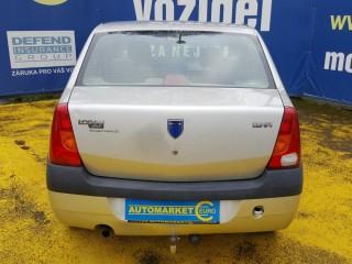 Dacia Logan 1.4i 1. Majitel č.5