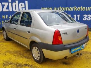 Dacia Logan 1.4i 1. Majitel č.6