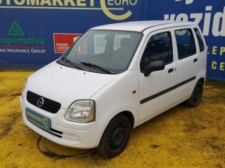 Opel Agila 1.0I 43kw č.1
