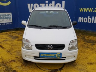 Opel Agila 1.0I 43kw č.2