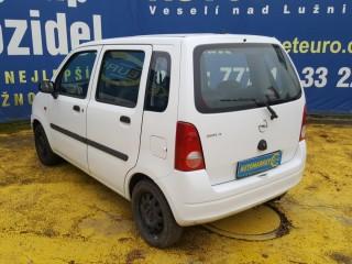 Opel Agila 1.0I 43kw č.4